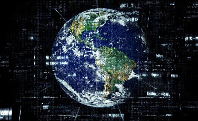 グローバルな地球
