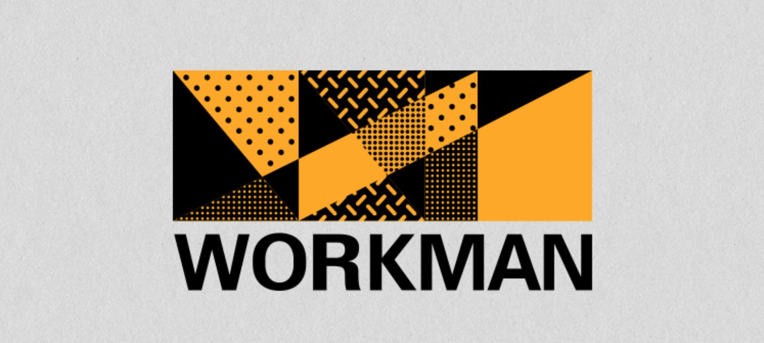 ワークマンのロゴマーク