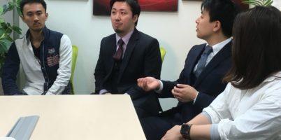 藤田さん、郡司さん、乾さん、榎田さん対談