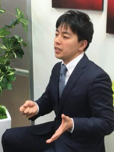 対談インタビュー乾さん